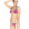 La Mare Fuxcia Cancun Swimwear 1